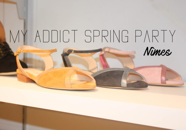 My Addict Spring Party