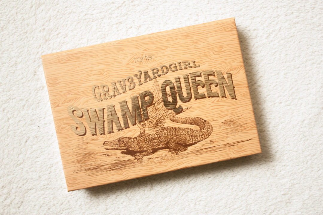 palette Swamp Queen