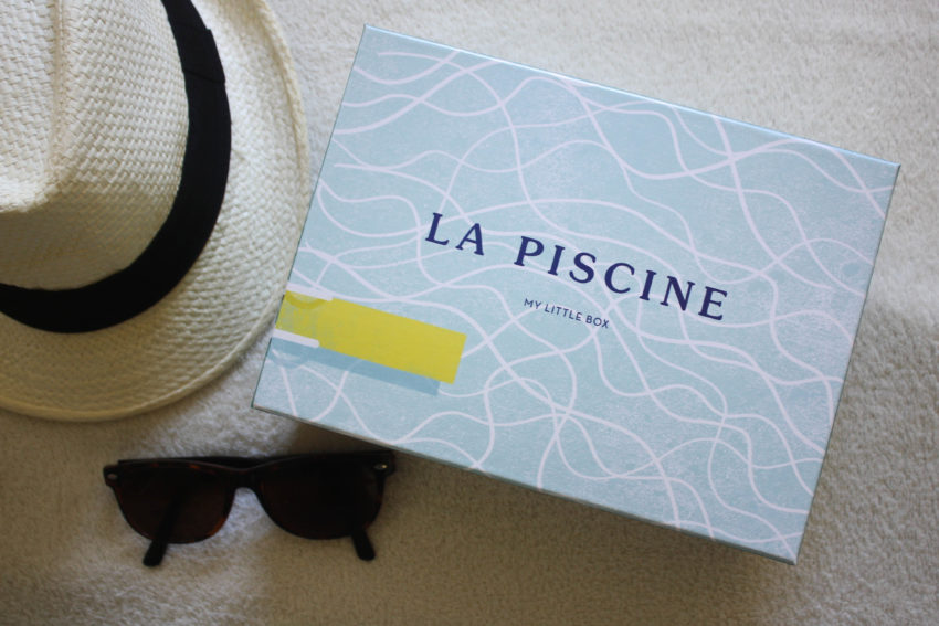La Piscine My Little Box