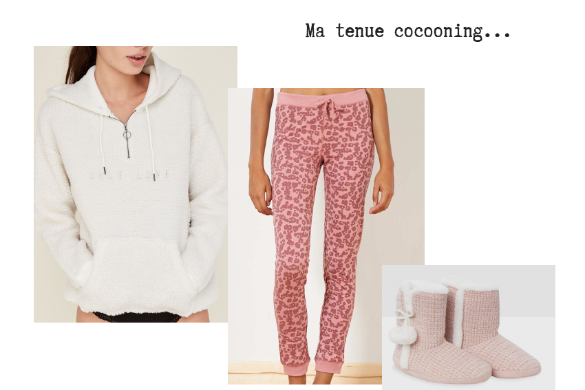 Ma tenue cocooning