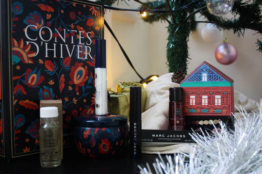 Contes d'hiver Décembre 2018 - My Little Box