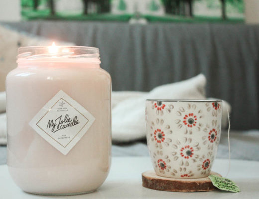 Bougie XXL My Jolie Candle