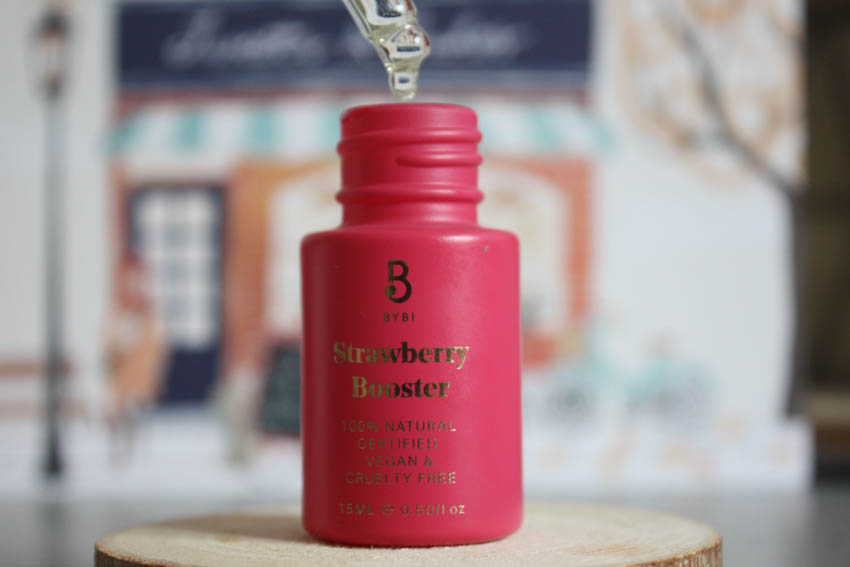 Strawberry Booster Bybi